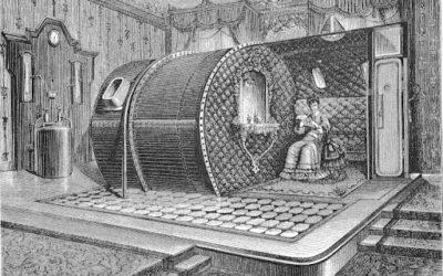Historique de l'oxygénothérapie hyperbare