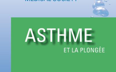 Asthme et la plongée