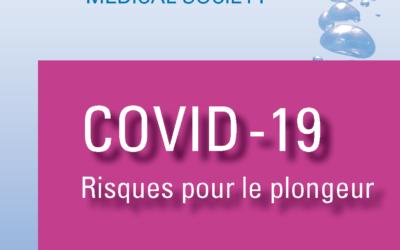 Covid-19 et risques pour le plongeur